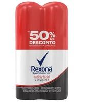 antibacterial + invisible, aerosol, 150mL + 50% de desconto na 2ª unidade