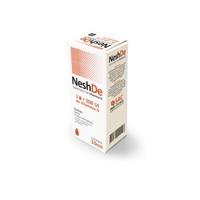NeshDe 200UI, caixa com 1 frasco gotejadores com 10mL de solução de uso oral