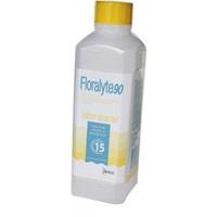 4,68mg/mL + 2,16mg/mL + 0,98mg/mL + 20mg/mL, caixa com 1 frasco com 500mL de solução de uso oral, abacaxi