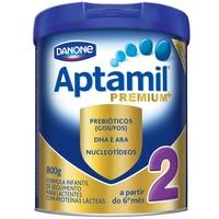 Fórmula Infantil Aptamil Premium 2 lata, 800g