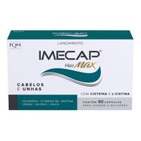 Imecap Hair Max caixa com 60 cápsulas
