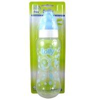 Mamadeira Silicone Lolly Essence Azul, 250mL