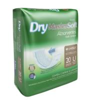 Absorvente Geriátrico Dry Economics tamanho único com 20 unidades