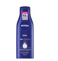 Loção Hidratante Corporal Nivea Milk 200mL