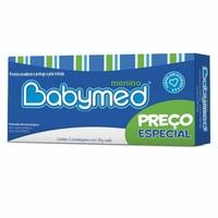 Babymed 5000UI/g + 900UI/g + 150mg/g, 1 bisnaga com 45g de pomada de uso dermatológico