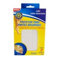 Protetor para Partes Doloridas dos Pés Ortho Pauher 2 unidades