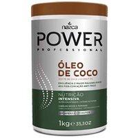Creme Nutrição Intesiva Nazca Power Óleo de Coco 1Kg