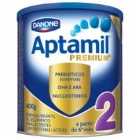 Fórmula Infantil Aptamil Premium 2 lata, 400g