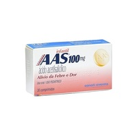 AAS Infantil 100mg, caixa com 30 comprimidos