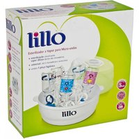 Esterilizador a Vapor para Micro-ondas Lillo - 1 unidade