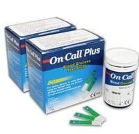 Tiras Reagentes On Call Plus II - 100 unidades
