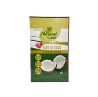 Óleo de Coco Natural Coco extravirgem, sachê, 15mL