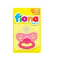 Chupeta Fiona Baby 6+ meses, rosa