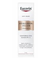 Creme Antirrugas Eucerin Hyaluron Filler Elasticity FPS 15, 15mL