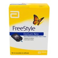 Medidor de Glicose FreeStyle Optinum Neo 1 unidade