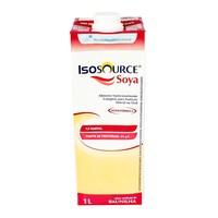 Suplemento de Nutrição Enteral Isosource Soya baunilha com 1L