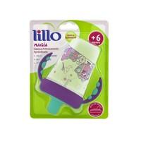 Caneca Antivazamento Lillo Magia 6+ meses, 207mL, lilás