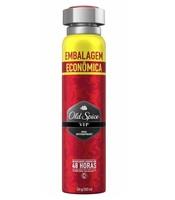 Desodorante Antitranspirante Masculino Old Spice - vip, aerosol, 200mL