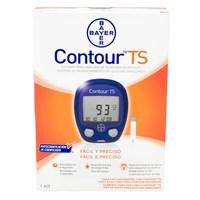 Contour TS Kit Monitor de Glicemia