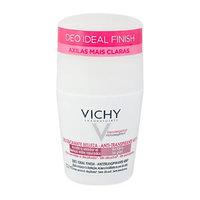 Desodorante Vichy Deo Dermatológico ideal finish, roll-on com 50mL