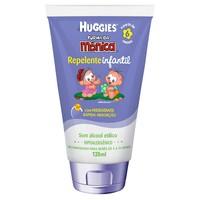 Repelente Infantil Hidratante Huggies Turma da Mônica