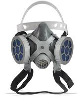 Respirador 1/4 Facial Alltec Mastt 2002 PO duas vias, tamanho único