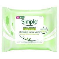Lenço Umedecido Facial Simple Cleansing 25 unidades