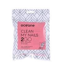 Lenços Removedores de Esmalte Océane Clean My Nails 2 GO 6 unidades
