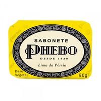 Sabonete Phebo Tradicional lima da pérsia, barra, 1 unidade com 90g