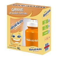 Gel Dental Malvatrikids F 70g + grátis squeeze