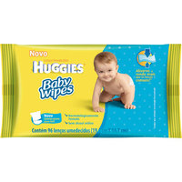 Lenços Umedecidos Huggies Baby Wipes