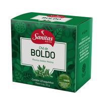 boldo, 10 sachês