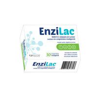 Enzilac 9000FCC, caixa com 30 comprimidos mastigáveis