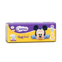 Fralda Cremer Magic Care M com 28 unidades