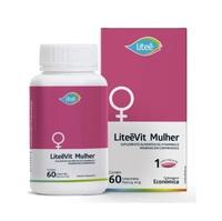 LiteéVit Mulher caixa com 60 comprimidos