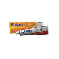 Belfaren Gel 10mg/g, caixa com 1 bisnaga com 60g de gel de uso dermatológico