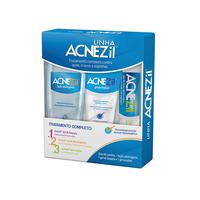 Kit Acnezil loção adstringente com 200mL + gel de limpeza com 100g + gel secativo com 10g