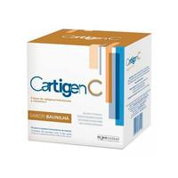 Cartigen C embalagem com 30 sachês com 12g de pó para solução oral, baunilha