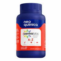 Centrotabs A-Z frasco com 60 comprimidos