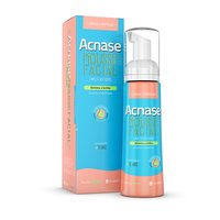 Mousse de Limpeza Facial Acnase - 80mL