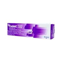 5mg/g, caixa com 1 bisnaga com 40g de gel de uso dermatológico