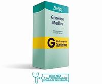 Clotrimazol Creme Dermatológico Medley 10mg/g, caixa com 1 bisnaga com 20g de creme de uso dermatológico