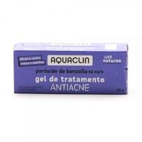 Aquaclin 50mg/g, caixa com 1 bisnaga com 60g de gel de uso dermatológico