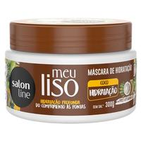 Máscara de Hidratação Salon Line Meu Liso Coco Hidratação 300g