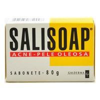 Sabonete Galderma Salisoap barra, 80g