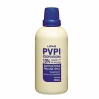 PVPI Iodopovidona Lifar Frasco com 100mL de solução de uso dermatológico