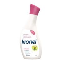 Sabonete Íntimo Kronel original, líquido, 250mL