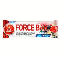 Barra de Proteína Force Bar Crispy - Frutas Vermelhas, 30g