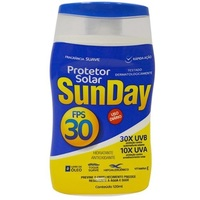 Protetor Solar Corporal Sunday FPS 30, 120mL