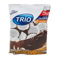 Barra de Cereais Trio Coco e Cobertura Sabor Chocolate